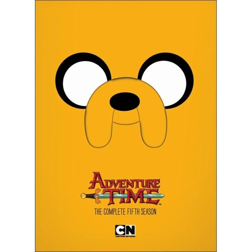 Adventure Time: The Complete Fifth Season [4 Discs] [DVD]