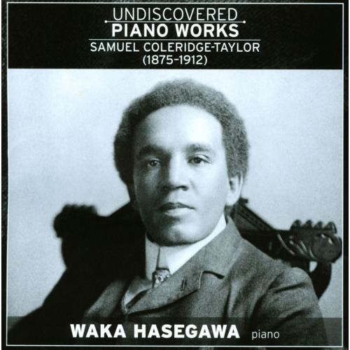 Undiscovered Piano Works - CD