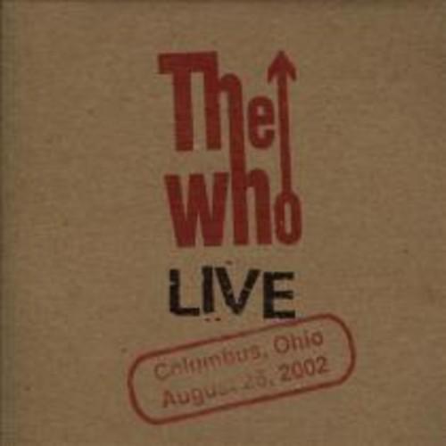 Live: Columbus, Ohio August 28, 2002 [CD]