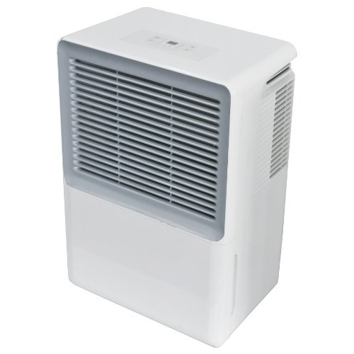 SPT SD-61E Dehumidifier with Energy Star, 60-Pint [White]
