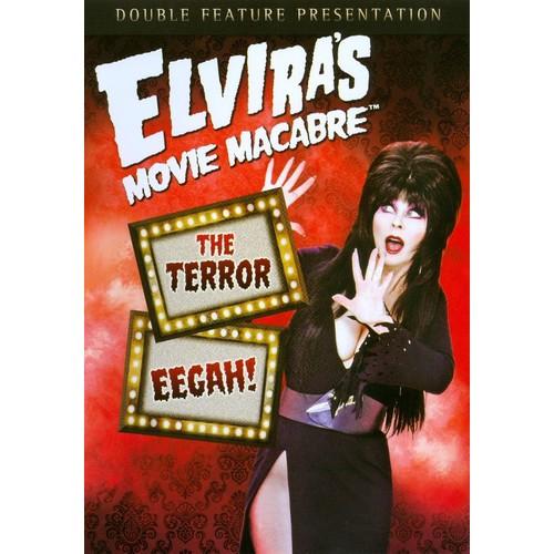 Elvira's Movie Macabre: The Terror/Eegah! [DVD]