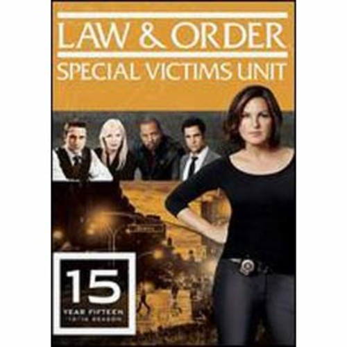 Law & Order: Special Victims Unit - Year Fifteen [5 Discs]