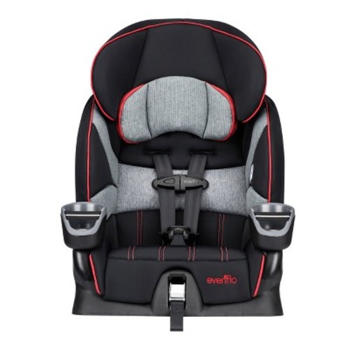 Evenflo Maestro Harness Booster Car Seat, Wesley