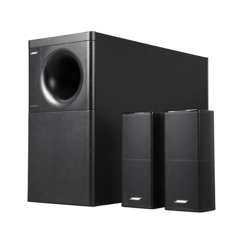 Bose ACOUSTIMASS 5 V Black Acoustimass 5 speaker system