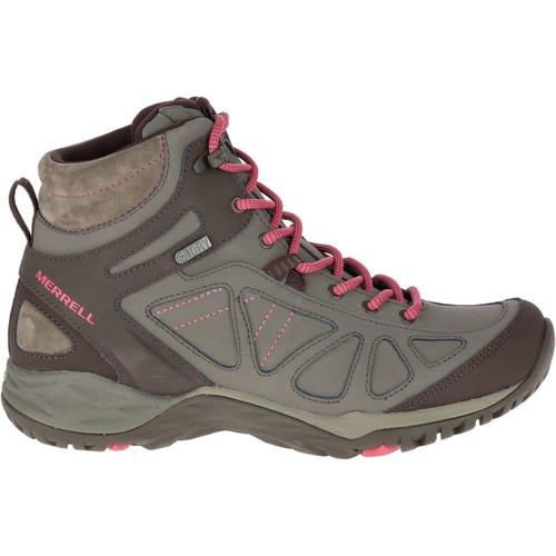 Merrell Women's Siren Q2 Mid Waterproof Hiking Boots
