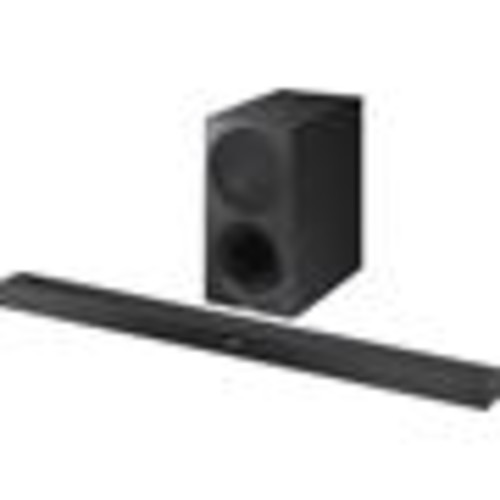 Samsung HW-M450 Powered home theater sound bar with wireless subwoofer and Bluetooth