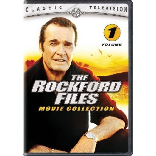 The Rockford Files Movie Collection, Vol. 1