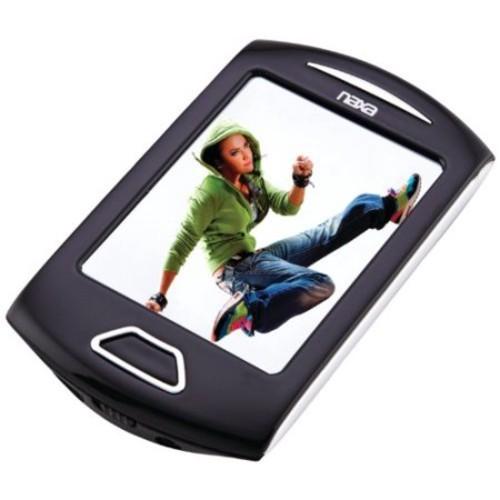 Naxa NMV-179 Portable Media Player with 2.8