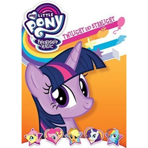 My Little Pony Friendship Is Magic: Twilight & Starlight (DVD)