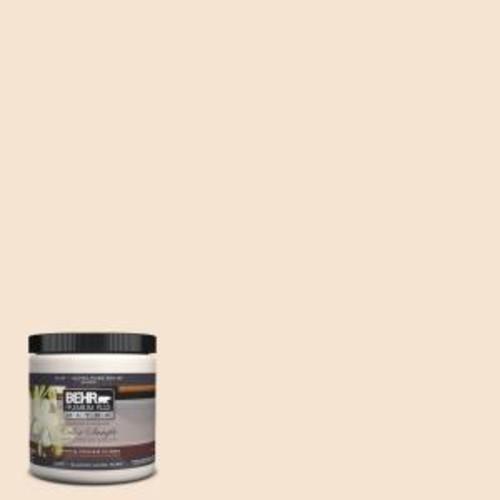 BEHR Premium Plus Ultra 8 oz. #300E-1 Biloxi Interior/Exterior Paint Sample