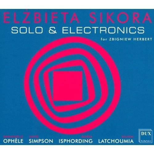 Solo & Electronics-CD