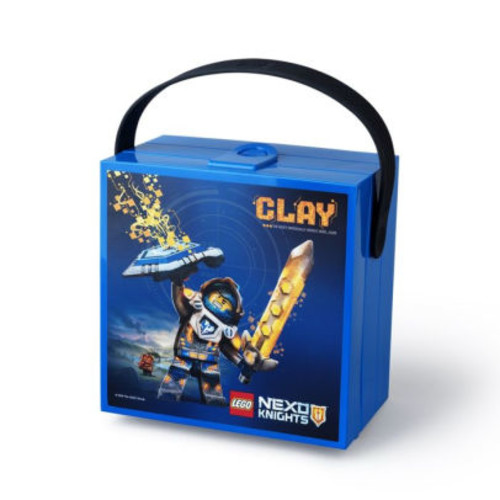 LEGO Nexo Knights Lunchbox with Handle