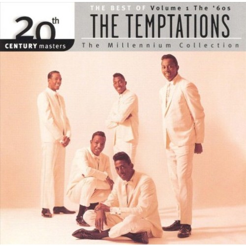 Temptations - 20th Century Masters- The Millennium Collection: The Best of The Temptations