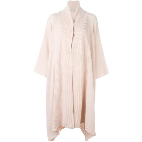 STELLA MCCARTNEY Oversize Knitted Cape