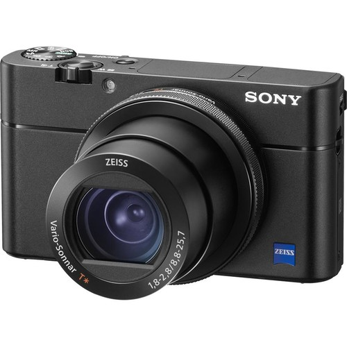 Sony Cybershot DSC-RX100 V 20.1-megapixel compact camera with Wi-Fi