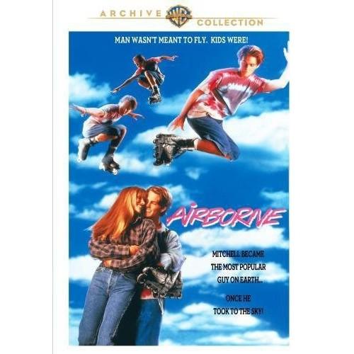 AIRBORNE: Shane McDermott, Seth Green, Brittney Powell, Chris Conrad, Edie McClurg, Jack Black, Rob Bowman: Movies & TV