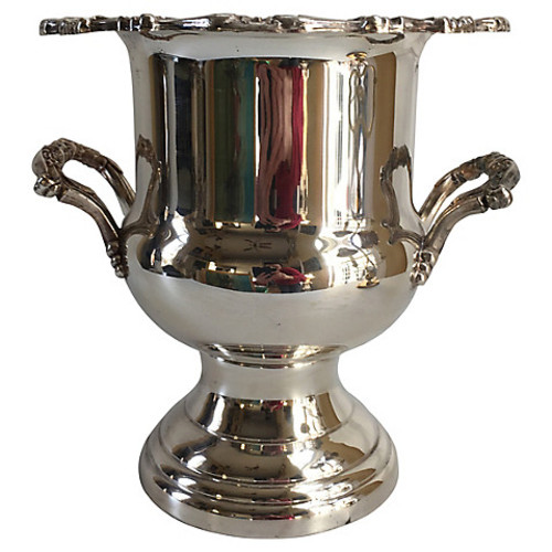 Siver Plate Champagne Bucket