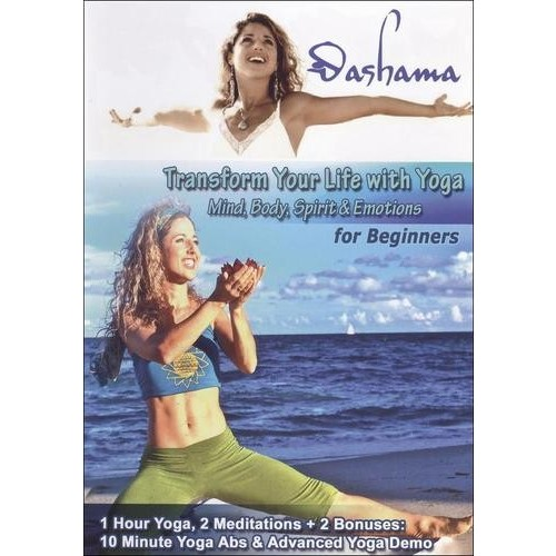 Transform Your Life with Yoga for Beginners [DVD] [2008]