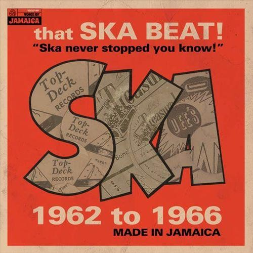 That Ska Beat!: Made in Jamaica 1962-1966 [LP] - VINYL
