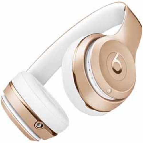 Beats By Dre Solo3 Bluetooth On-Ear Headphones with Mic Control - G