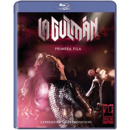 La Guzman En Primera Fila (Music Blu-ray)