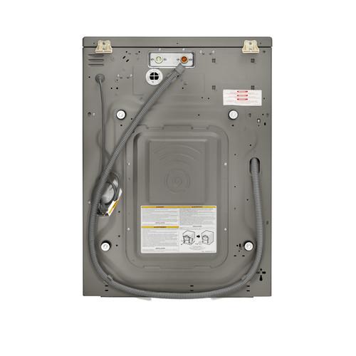 Kenmore Elite 41003 4.5 cu. ft. Front-Load Combo Washer/Dryer - Metallic Silver