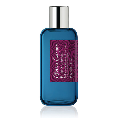 Rose Anonyme Body And Hair Shower Gel [Formulation : ; additional_description :]