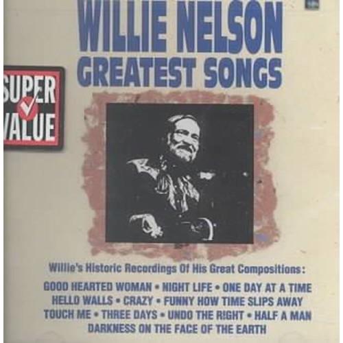 Willie Nelson - Greatest Songs of Willie Nelson