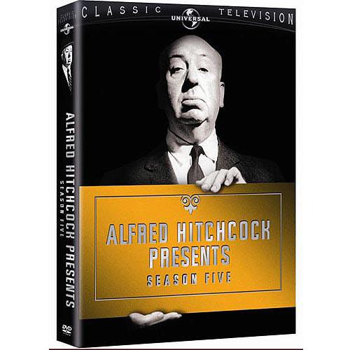 Alfred Hitchcock Presents: Season Five [5 Discs] [DVD]