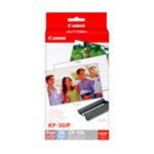 CANON color ink/paper set 4x6 for photo printer cp-100/200/300 (#kp-36ip) by Canon