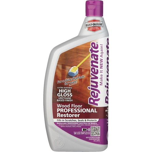 Rejuvenate Wood Floor Finish Restorer - RJ32PROFG