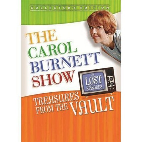 The Carol Burnett Show: The Lost Episodes - Treasures from the Vault [6 Discs]