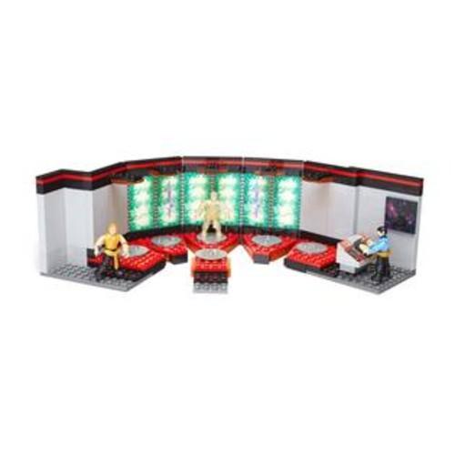 Mega Brands,Mega Construx Mega Bloks Star Trek Transporter Room Construction Set