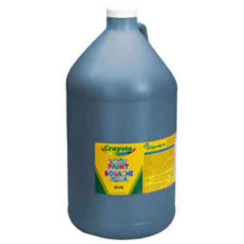 Crayola FORMERLY BINNEY & SMITH BIN212842 WASHABLE PAINT GALLON BLUE