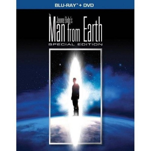 Jerome Bixby's The Man From Earth (Sp (Blu-ray)
