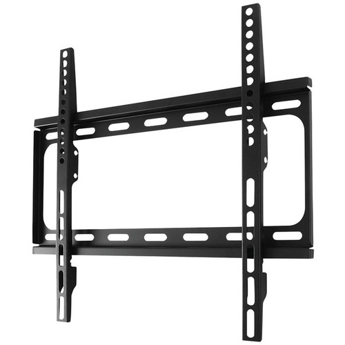 Monster Cable MF442 Super Thin Fixed TV Wall Mount, Black