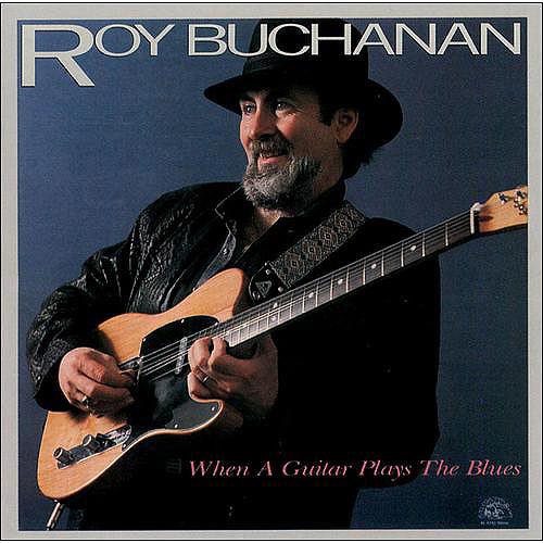 When a Guitar Plays the Blues [CD]