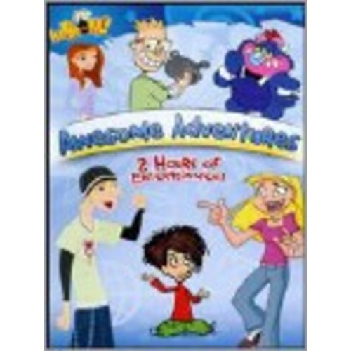 kaBOOM!: Awesome Adventures [DVD]