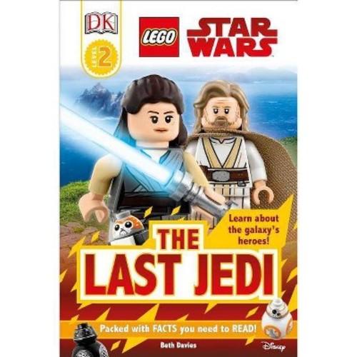 Lego Star Wars : The Last Jedi (Hardcover)