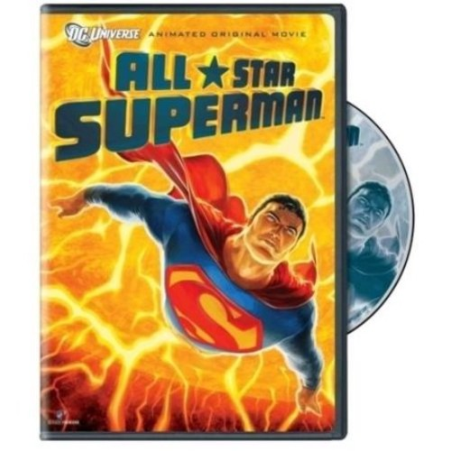 All-Star Superman [Special Edition] [2 Discs] [DVD] [2011]