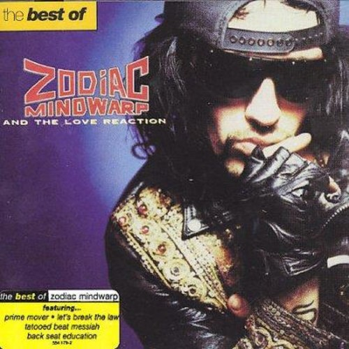 Zodiac Mindwarp - The Best of Zodiac Mindwrap