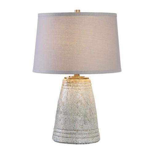 Uttermost Cholet Textured Ceramic Table Lamp