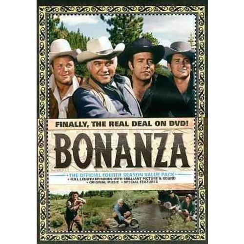 Bonanza: The Official Fourth Season (DVD)