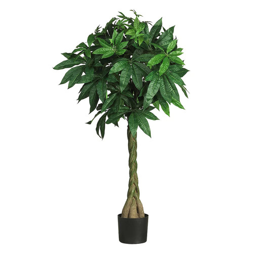 nearly natural 4 1/4-ft. Braided Money Tree