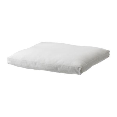 ARHOLMA Back cushion, outdoor, beige