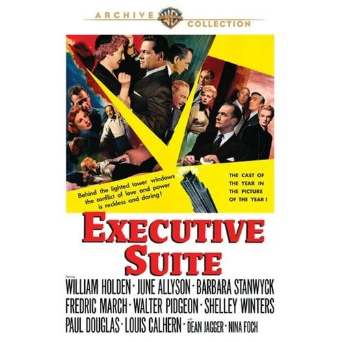 Executive Suite [DVD]