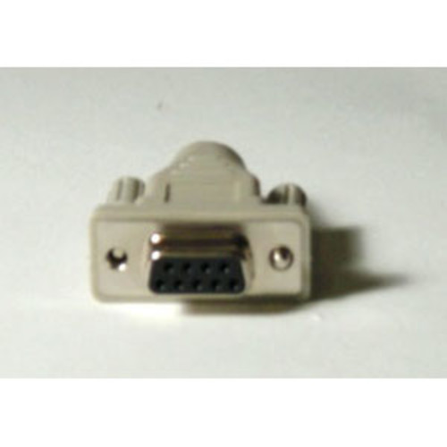 Micro Connectors Mini DIN 6 Female to DB9 Female Mouse Adapter