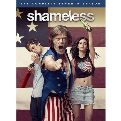Shameless: The Complete Seventh Season [3 Discs] [DVD]