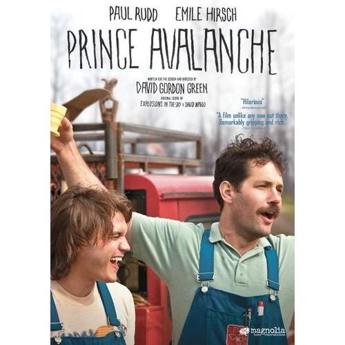 Prince Avalanche [DVD] [2013]