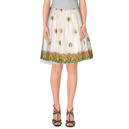 PRINCESSE METROPOLITAINE Knee length skirt